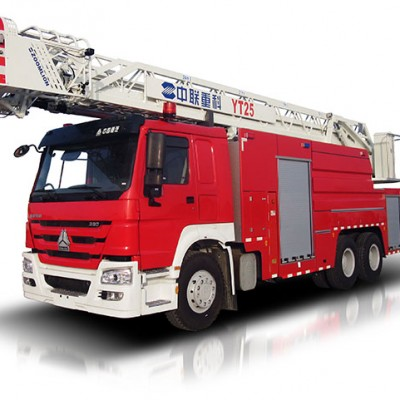 ZLF5310JXFDG32型登高平台消防车