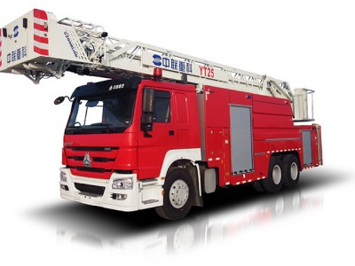 ZLF5320JXFYT25型云梯消防车